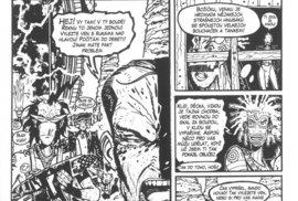 Po třiceti letech se konečně můžete seznámit s ikonickou postavou světového komiksu – brutální Tankerkou.