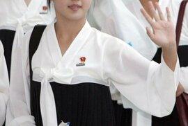 Ri byla v minulosti údajně roztleskávačka a zpěvačka.