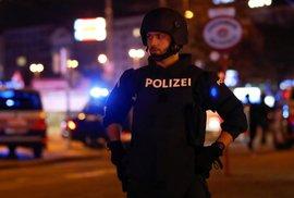 Teroristický útok ve Vídni má čtyři oběti. Zastřelený útočník byl zřejmě z Islámského …