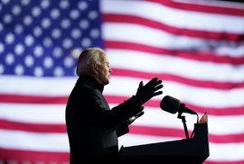 Demokratický kandidát na prezidenta Joe Biden