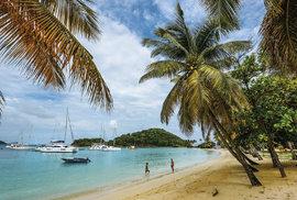 Jachtou do Karibiku: Čtyři týdny na deseti rajských ostrovech nezkažených masovou turistikou