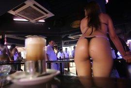 Návštěva erotické kavárny v Santiago de Chile aneb Jedno kafe s dlouhýma nohama, prosím!