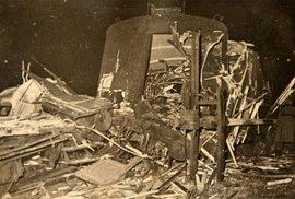 Železniční neštěstí u Stéblové