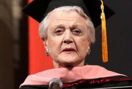 Angela Lansburyová oslavila 95. narozeniny.