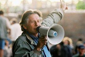 Roman Polanski nebyl v době brutální vraždy doma.
