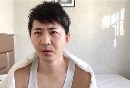 Čínská manipulace: Lékař Li Wen-liang ablogger Čchen Čchiou-š zaplatili za pravdu životem