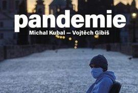 Obálka Pandemie