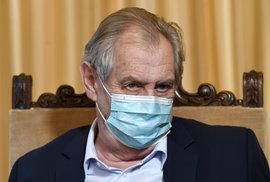 Miloš Zeman bude vetovat daňový balíček. Takový rozpočtový chaos před koncem roku je možný jen v Česku