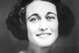Wallis Simpsonová byla krásná a těžce uchopitelná žena.