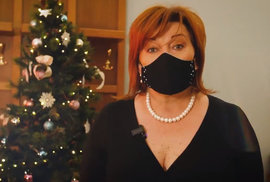 Ministryně financí Alena Schillerová radí, co k Vánocům.
