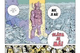 Ale pak se na Zem vrací Galactus; ne aby ji pohltil, ale aby byl uctíván.