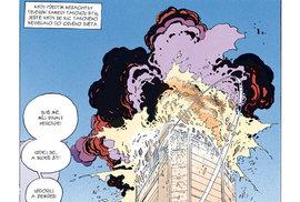Komiks obsahuje sešity série Silver Surfer: Parable #1-2 (prosinec 1988 - leden 1989)