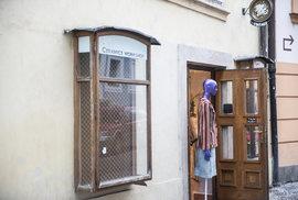 Opuštěné provozovny v centru Prahy