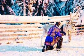 Sámové: Nejsevernější původní obyvatelstvo Evropy vede dodnes kočovný a nezávislý život na území čtyř států
