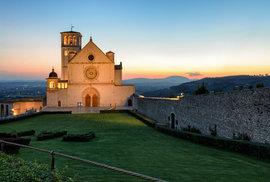 Za Františkem z Assisi a vlky aneb Na návštěvě v italském regionu Abruzzo