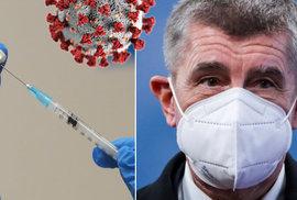 Za nezvládnutý registrační systém na očkování budou padat... ne hlavy, ale vyznamenání!