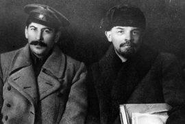 Lenin pomohl Stalinovi k moci, pak byl ale pro jeho odvolání