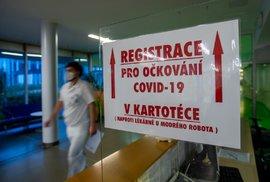 Očkování proti koronaviru na Královéhradecku (2. 1. 2021)