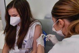 Očkování proti koronaviru na Vysočině (2. 1. 2021)