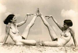 Nudistické hnutí nedokázala zastavit ani první světová válka