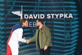 David Stypka a Vojtěch Dyk