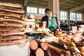 Ochutnávka vydatné ukrajinské kuchyně aneb Za vůní blinů a boršče