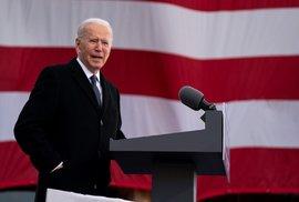 Inaugurace živě: Joe Biden dnes oficiálně nastoupí do úřadu prezidenta USA