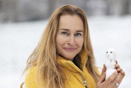 Hory mi dávají velkou dávku energie, říká moderátorka a cestovatelka Lucie Výborná