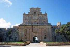 Cottonera: Pevnostní komplex na ostrově Malta ukrýval za svými mohutnými hradbami…