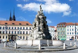TOP 10: Čarování s vodou. Kam za nejzajímavějšími českými kašnami a fontánami?