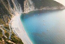 Kam na dovolenou? Zkuste neznámé ostrovy Řecka