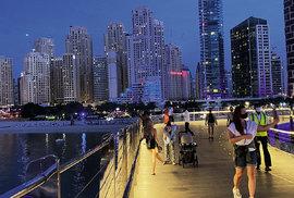 Místo Špindlu do Dubaje: Kdo nemá rezervovanou velikonoční letenku do Emirátů, jako by nebyl