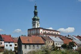 Kostel Nanebevzetí Panny Marie v Polné je jedna z nejnádherněji vyzdobených…