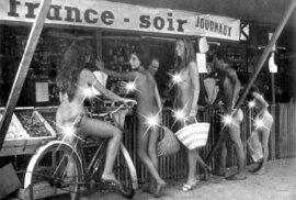 Matka francouzského nahocení: Christiane v mládí založila první rezort pro naháče,…