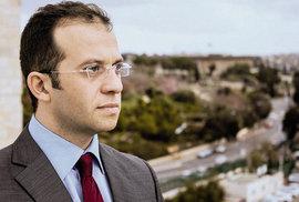Alex Selsky o Netanjahuovi, izraelském soužití sAraby, zvládání covidu a11. místě nažebříčku štěstí