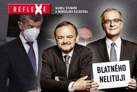 Kalousek: Nový ministr zdravotnictví? Pokud zůstává premiérem Babiš, je jedno, kdo jím bude