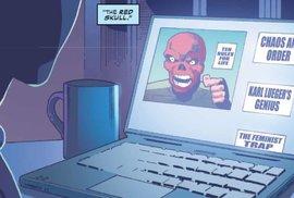Captain America vs Jordan Peterson: Z akademika udělal SuperHitlera