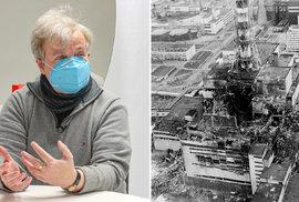Výbuch Černobylu lidi v Česku neohrozil, radioaktivitu v houbách ale najdeme i dnes, říká Dana Drábová