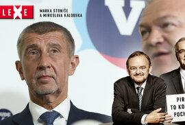 Čeká nás nejtvrdší kampaň v dějinách, Andreji Babišovi jde o všechno, říká Miroslav …