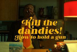 """Pechlát, Formanová i Dobrý jako """"hrdinové"""" filmu Okupace s hudbou Kill the Dandies!"""