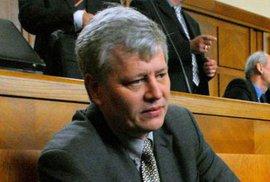 Petr Smetka u soudu.