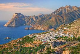Řecké ostrovy: Chcete turistickou jistotu, nebo samotu a trochu dobrodružství?