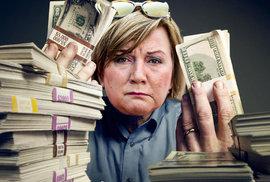 Falešná realita ministryně Schillerové. Zadlužování Česka je druhé nejrychlejší v Evropě