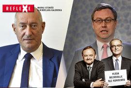Miroslav Kalousek: Adorace Zemanova Nejvyššího státního zastupitelství byl jeden…