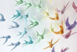 Profesionální origami, a přitom ze Švýcarska