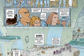 Jodorowsky, Moebius: Incal