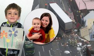 Naďu Čižmár (†34) zabil islamista v Berlíně: Její syn vzpomíná u obrázku a přemýšlí o zločincích