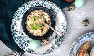 Vajíčkový salát: recept a postup, jak na to