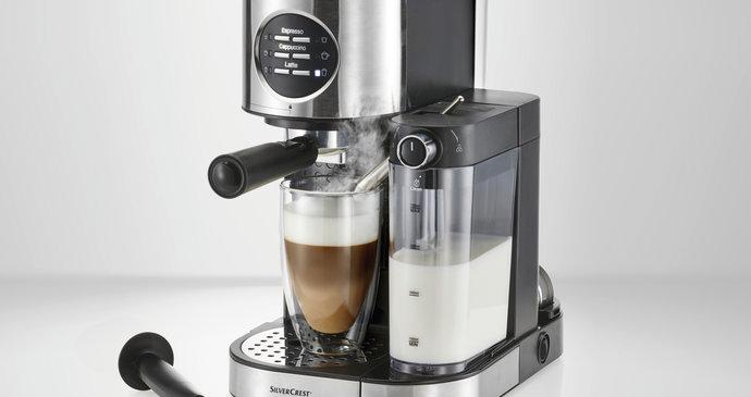 Kávovar Lidl