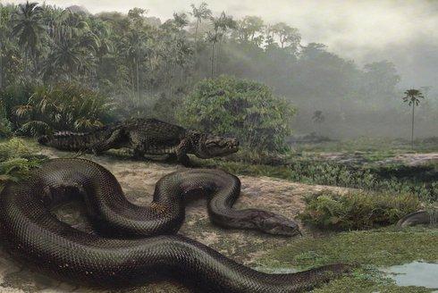 Monstra zuhelného dolu: Plazi, co nahradili dinosaury